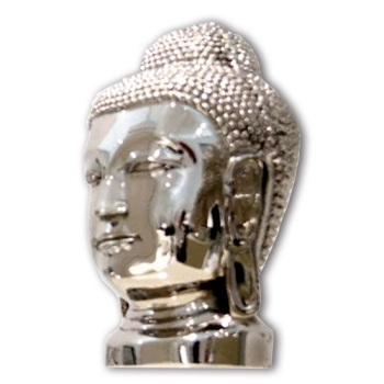 Contradiction BUDHA HEAD SILVER